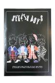 """画像2: 【SPEECIES】期間限定販売 """"SPEESY BOYS"""" スピーシーボーイズノート+SPEECIESステッカーセット (2)"""