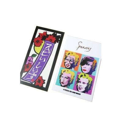 """画像5: 【SPEECIES】期間限定販売 """"SPEESY BOYS"""" スピーシーボーイズノート+SPEECIESステッカーセット"""