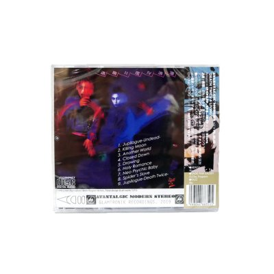 画像2: 新品CD▼ JUBILEE / DEATH TWICE 4 LIVING [通常版]