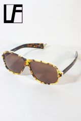 Sale10%off 【LINDA FARROW × GASPARD YURKIEVICH】 ティアドロップ型サングラス