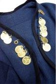画像4: Sale70%off 【FANNY AND JESSY】 メダル装飾カットソー (4)