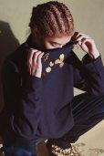 画像7: Sale70%off 【FANNY AND JESSY】 メダル装飾カットソー (7)