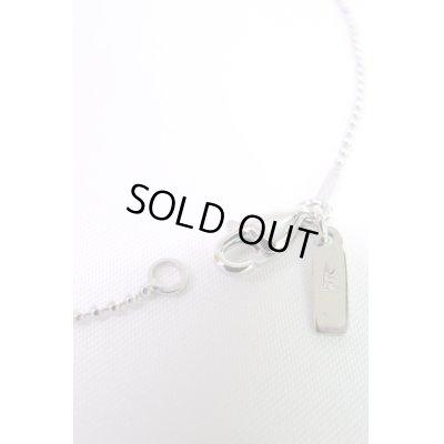 """画像3: Sale50%off 【Maria Francesca Pepe】 """"CROSS AND SKULL"""" チャームネックレス"""