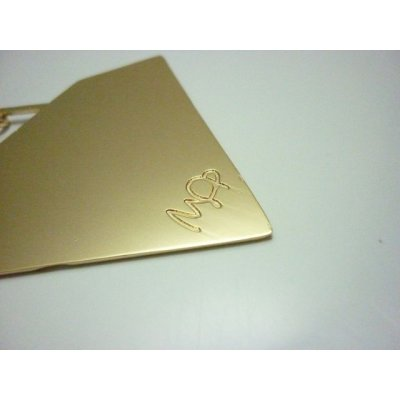画像3: Sale70%off 【Maria Francesca Pepe】 DIAMOND PENDANT LARGE / Gold
