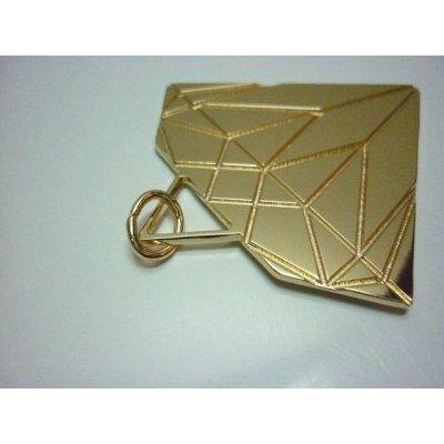 画像4: Sale70%off 【Maria Francesca Pepe】 DIAMOND PENDANT LARGE / Gold