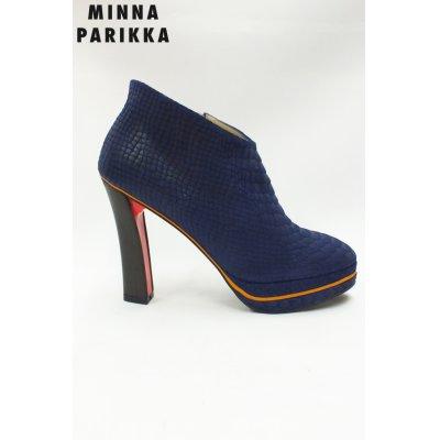 画像1: Sale70%off 【MINNA PARIKKA】 ブルースネークブーティ