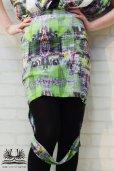 画像1: Sale50%off 【SAYMYNAME】 グラフィックタイトスカート (1)
