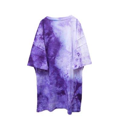 """画像2: 【沈み】 """"燃えさかる雨に"""" Tシャツ"""