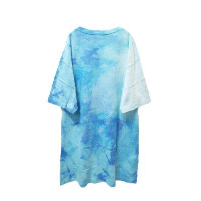 """画像2: 【沈み】 """"ユレルモノ"""" Tシャツ"""