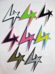 画像1: 【TEKNOPOLICE】 GLAMTRONIK ブローチ / 全8色 (1)