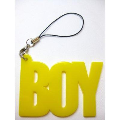 画像2: 【TEKNOPOLICE】 BOY 携帯ストラップ / 全5色
