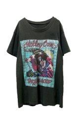 """▲ Vintage ▲ """"Mötley Crüe"""" Dr. Feelgood Tシャツ"""