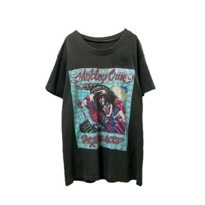"""画像1: ▲ Vintage ▲ """"Mötley Crüe"""" Dr. Feelgood Tシャツ"""