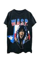 """▲ Vintage ▲ """"W.A.S.P."""" Blind in Texas Tシャツ"""
