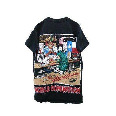 """画像2: ▲ Vintage ▲ """"W.A.S.P."""" Blind in Texas Tシャツ"""