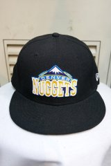 """▲USED▲【NEW ERA】 """"Denver Nuggets"""" キャップ"""