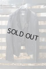 ▲USED▲【Ann Demeulemeester】 シルクジャケット