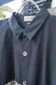 画像3: ▲USED▲【Giuliano Fujiwara】 チェック柄切り替えシャツ (3)
