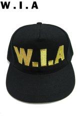 Sale70%off 【W.I.A】 ロゴキャップ