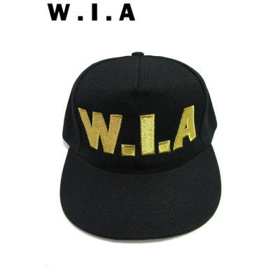 画像1: Sale70%off 【W.I.A】 ロゴキャップ