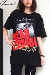 """★期間限定★ Sale30%off 【DEAD COMBO × ZIG UR IDOL】 """"デッドコンボ"""" Tシャツ"""