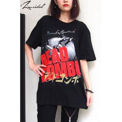 """画像1: 【DEAD COMBO × ZIG UR IDOL】 """"デッドコンボ"""" Tシャツ"""