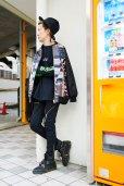 """画像7: Sale30%off 【ZIG UR IDOL】 """"ELDER SKELTER"""" ロングスリーブTシャツ (7)"""