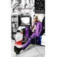 画像6: 【ZIG UR IDOL】 「24 hours」 ミッドナイトパンツ / パープル
