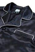 画像4: 【ZIG UR IDOL】 「24 hours」 ミッドナイトロングジャケット / ブラック (4)