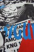"""画像10: 【ZIG UR IDOL × SIGUE SIGUE SPUTNIK】 """"ULTRA VIOLENCE"""" ナイロントラックパンツ (10)"""