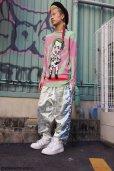 """画像4: Sale30%off 【野性爆弾・川島邦裕 × ZIG UR IDOL】 """"カミカゼクニコ"""" フルプリントニット (4)"""