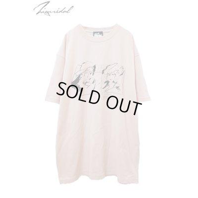 画像1: 【SADIY&KöZIY × ZIG UR IDOL】 Tシャツ / オトナのピンク