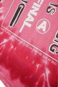 画像7: 【SADIY&KöZIY × ZIG UR IDOL】 ダルマプリントタイダイTシャツ / レッド (7)