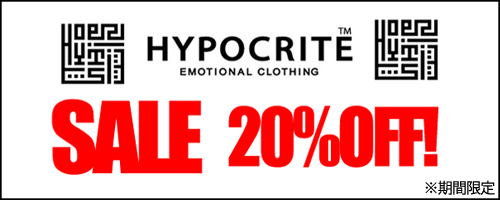 HYPOCRITE SALE
