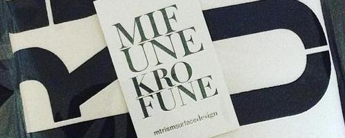 MIFUNE | KROFUNE